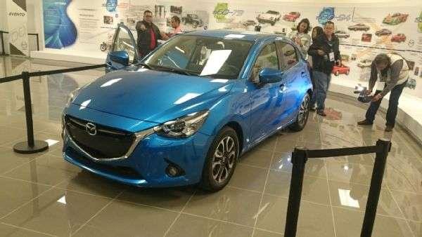 Esta semana Mazda de México confirmó la producción del nuevo Mazda2 en Salamanca Foto: Autos Terra MotorTrend