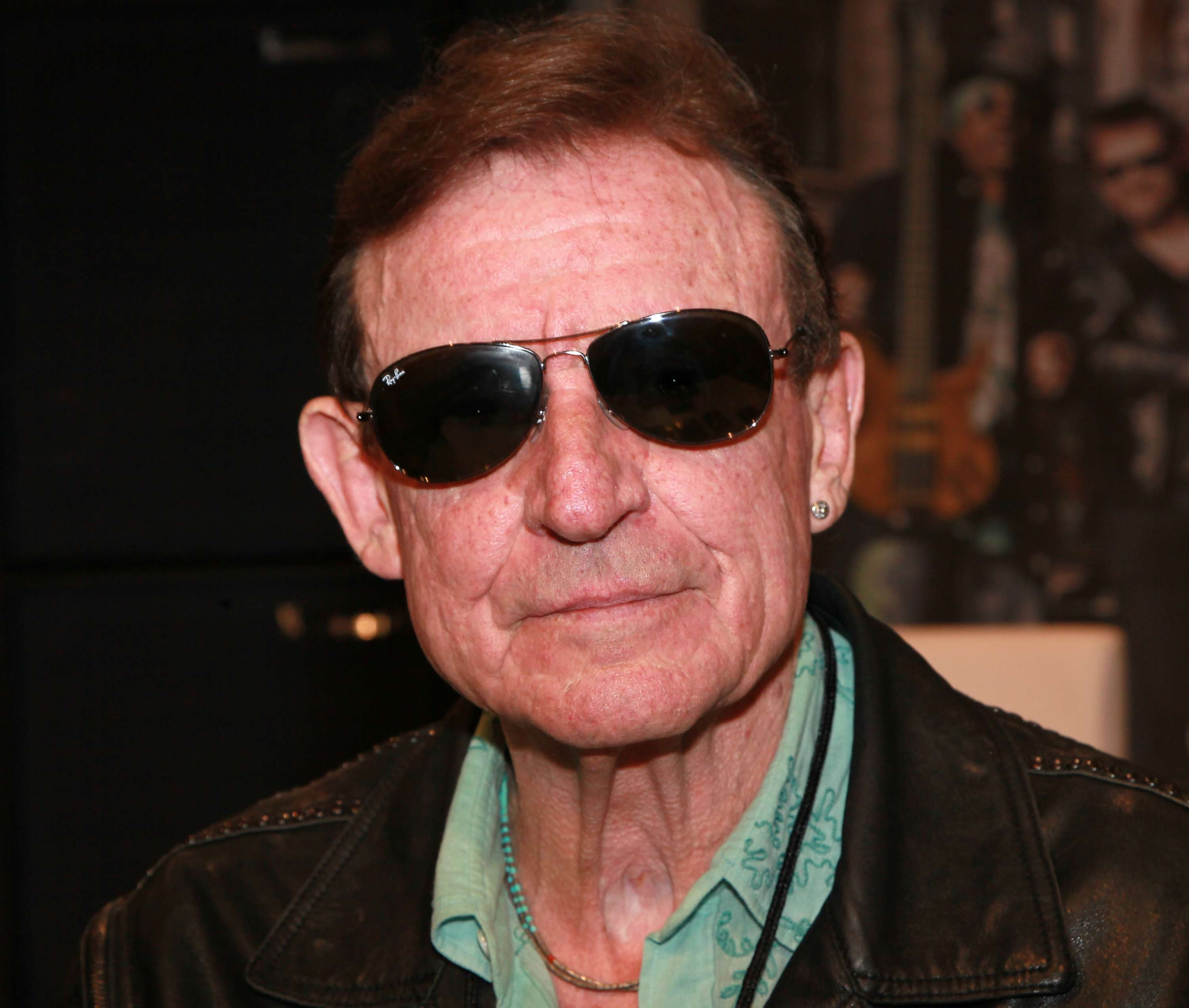 El bajista y cantante de Cream, Jack Bruce. (13/1/2011) Foto: Getty Images