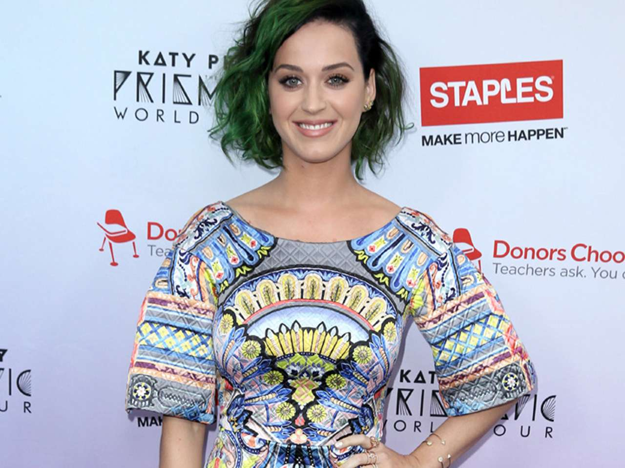 Katy Perry Foto: AP