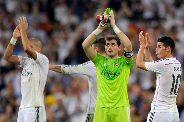 Real Madrid se puso a un punto del Barcelona. Foto: Getty Images