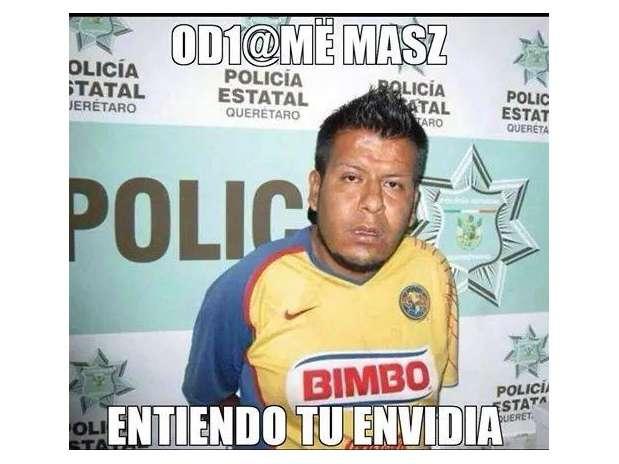 América Foto: Twitter