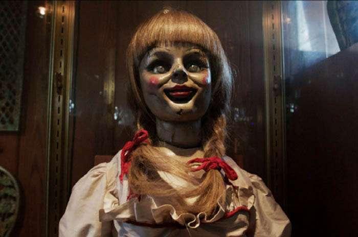La popular Annabelle. Foto: Facebook / Reproducción