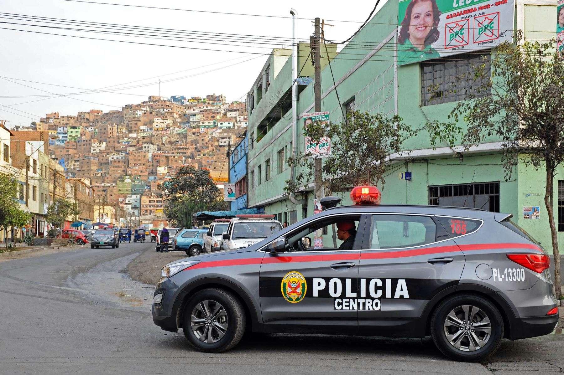 Foto: Héctor Vinces/Andina