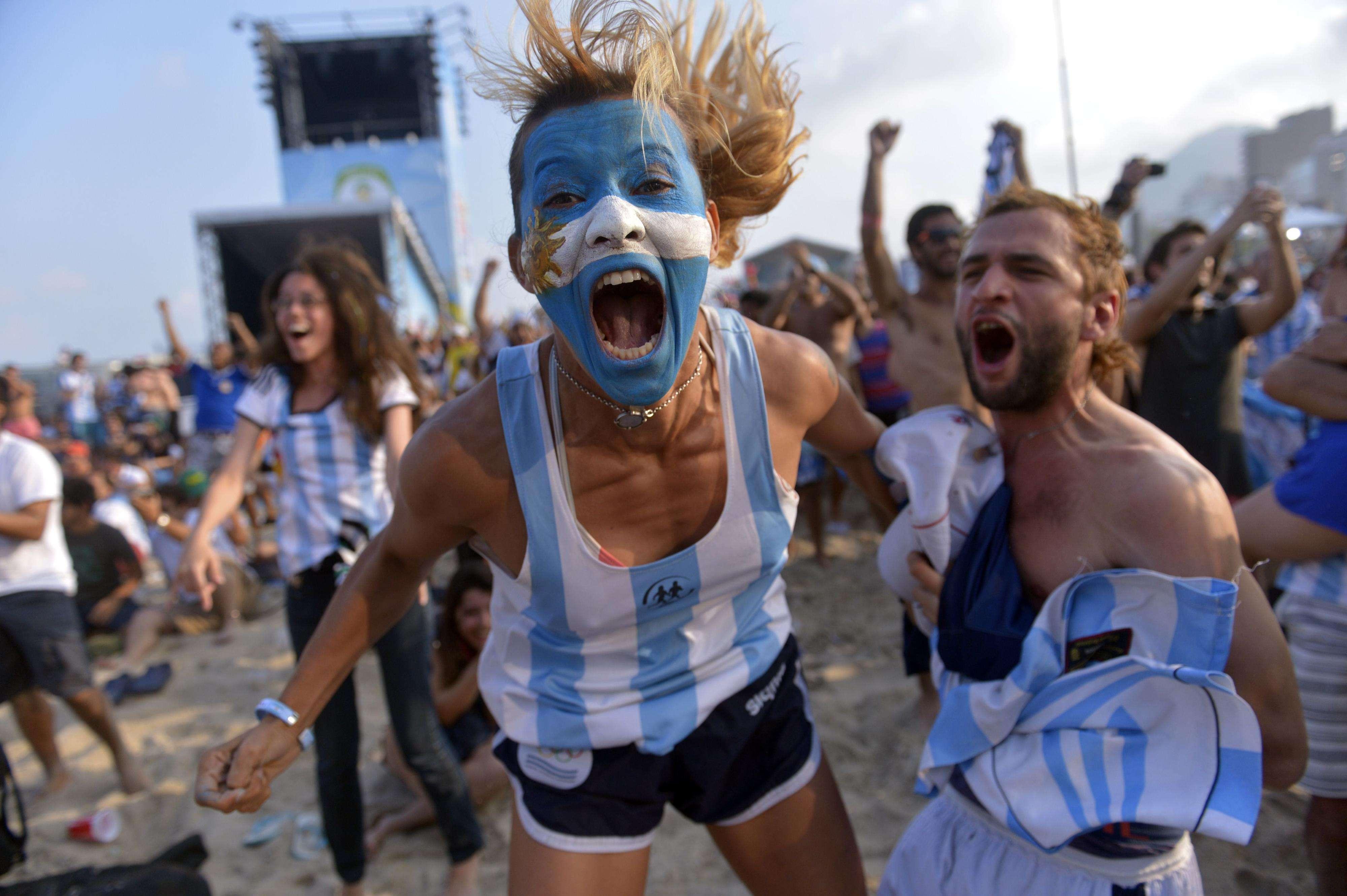 Lo mejor y lo peor de la personalidad de los argentinos Foto: web
