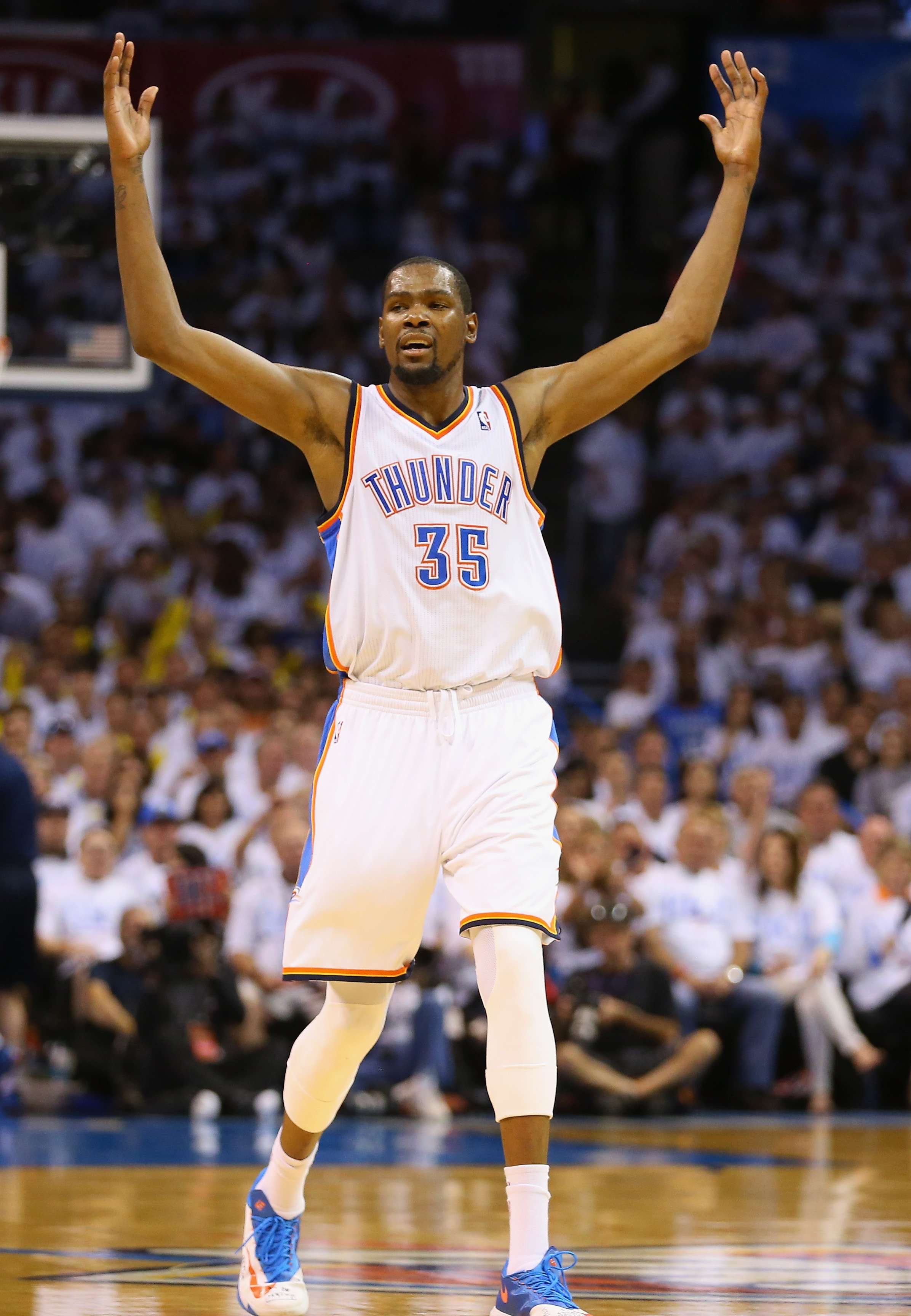 Kevin Durant. Foto: Getty Images