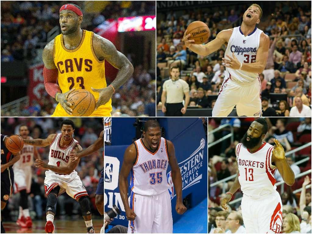 Todos los ingredientes están listos para una nueva campaña NBA. Foto: Especial