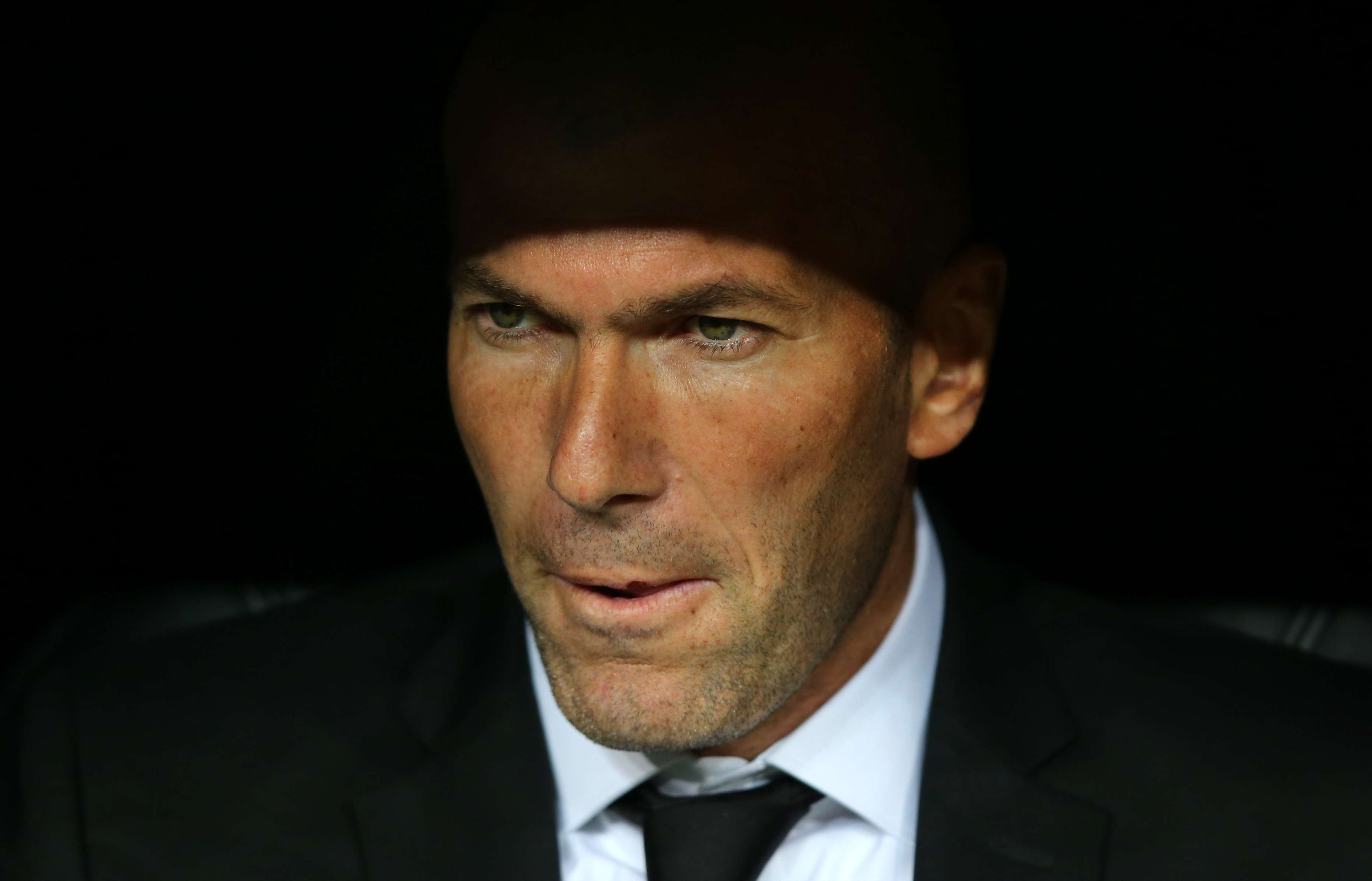 Zidane. Foto: Getty Images