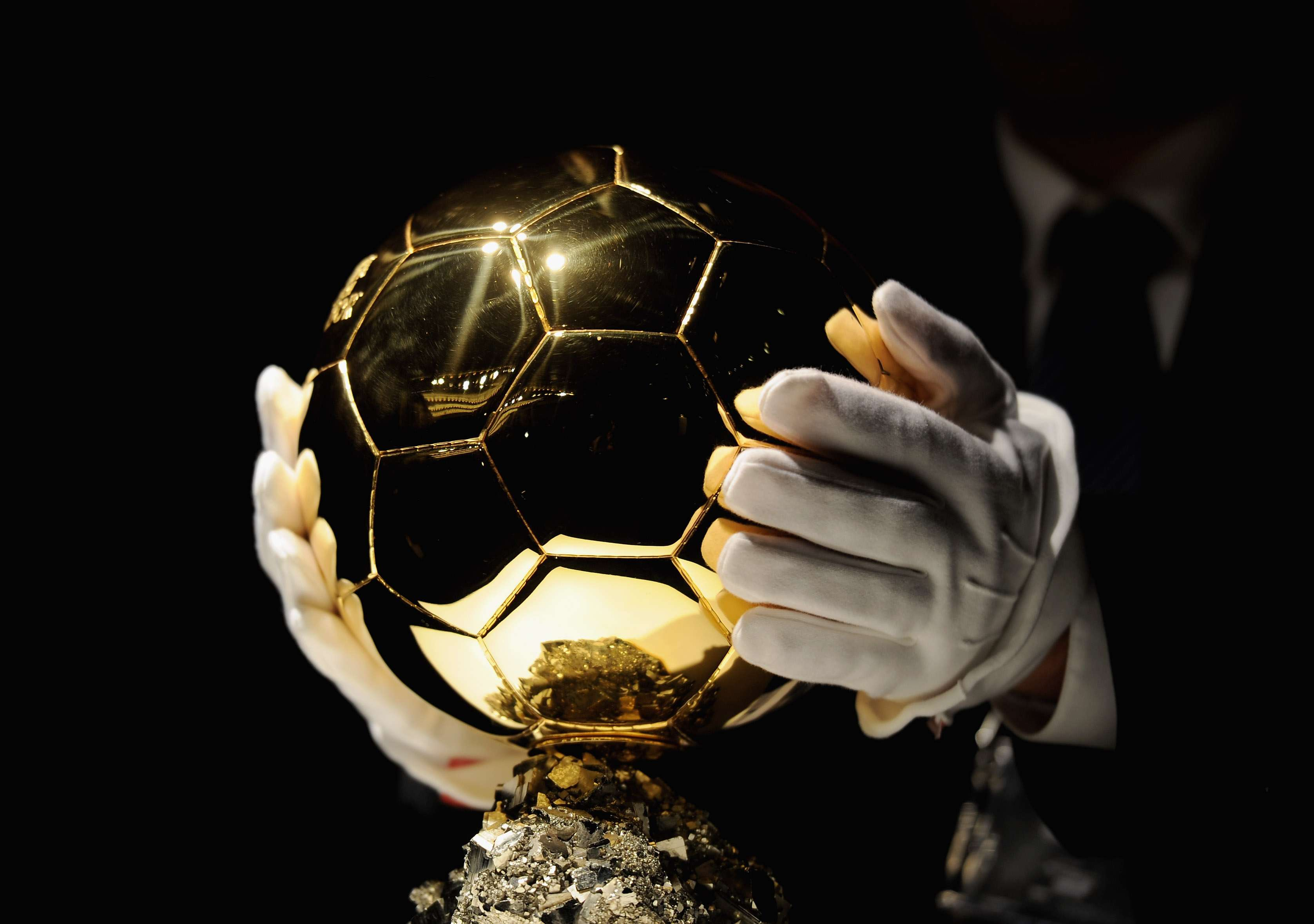 Balón de Oro. Foto: Getty Images