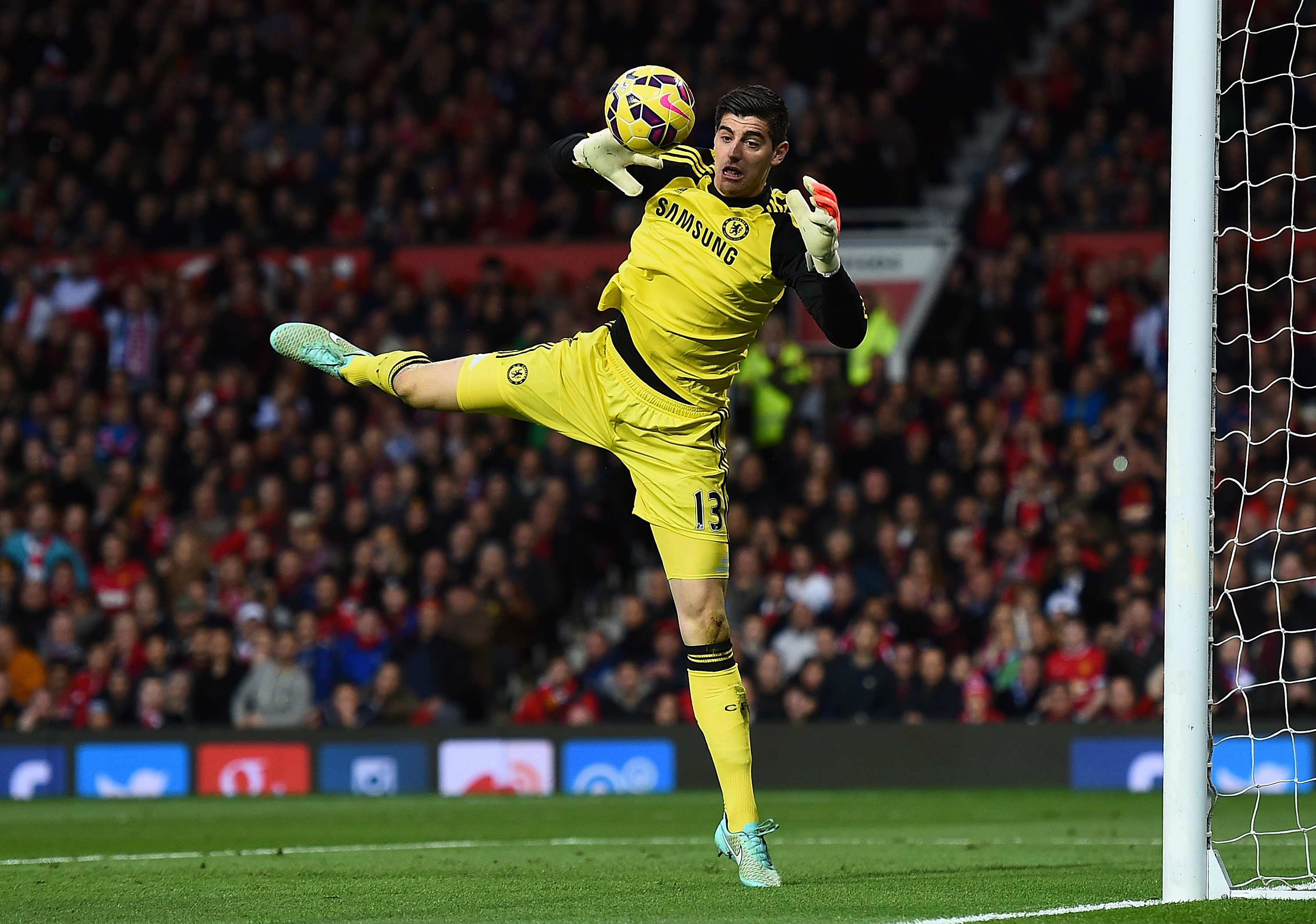 Courtois Foto: Getty Images