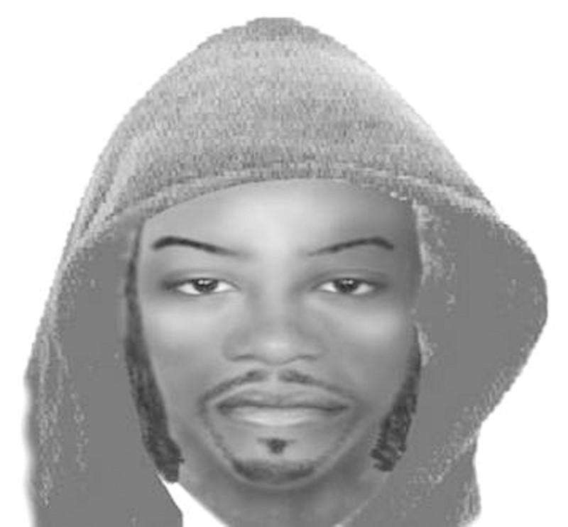 An identikit picture issued by South African Police Service (SAPS) shows one of the two men suspected of killing South African soccer captain, Senzo Meyiwa, in this handout picture released to Reuters on October 28, 2014. Foto: South African Police Service/Reuters