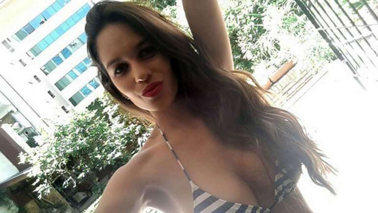 Sofía González tiene 22 años Foto: Twitter