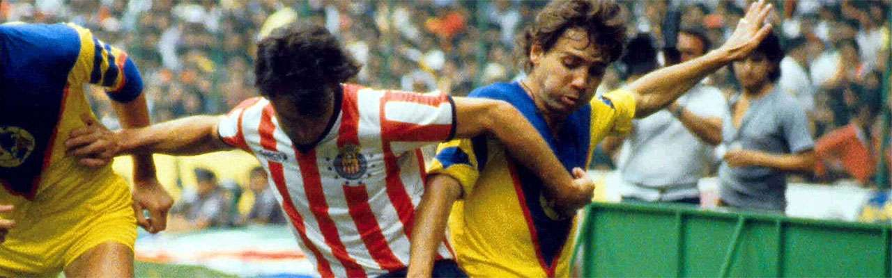América y Chivas es una rivalidad con 71 años de historia. Foto: Mexsport/Especial