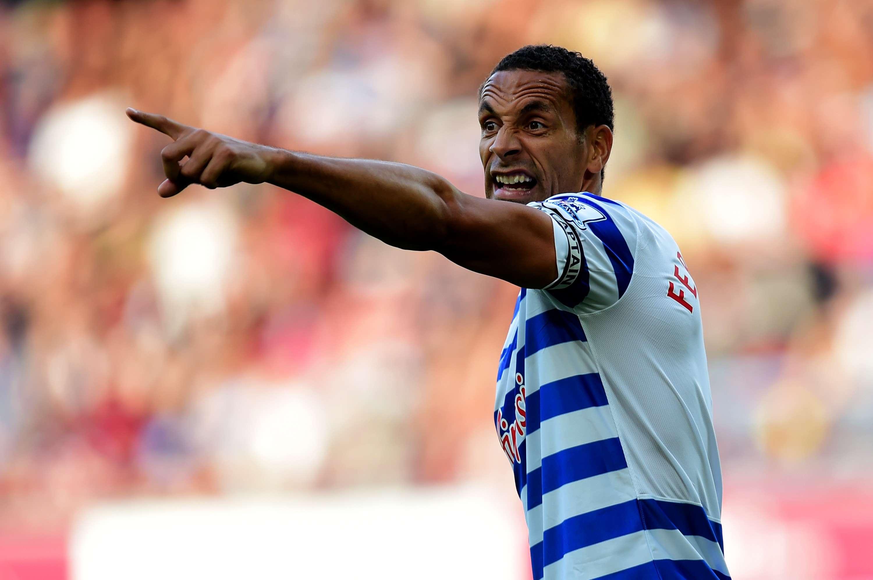 Ferdinand foi suspenso pela segunda vez por comentário no Twitter Foto: Jamie McDonald/Getty Images