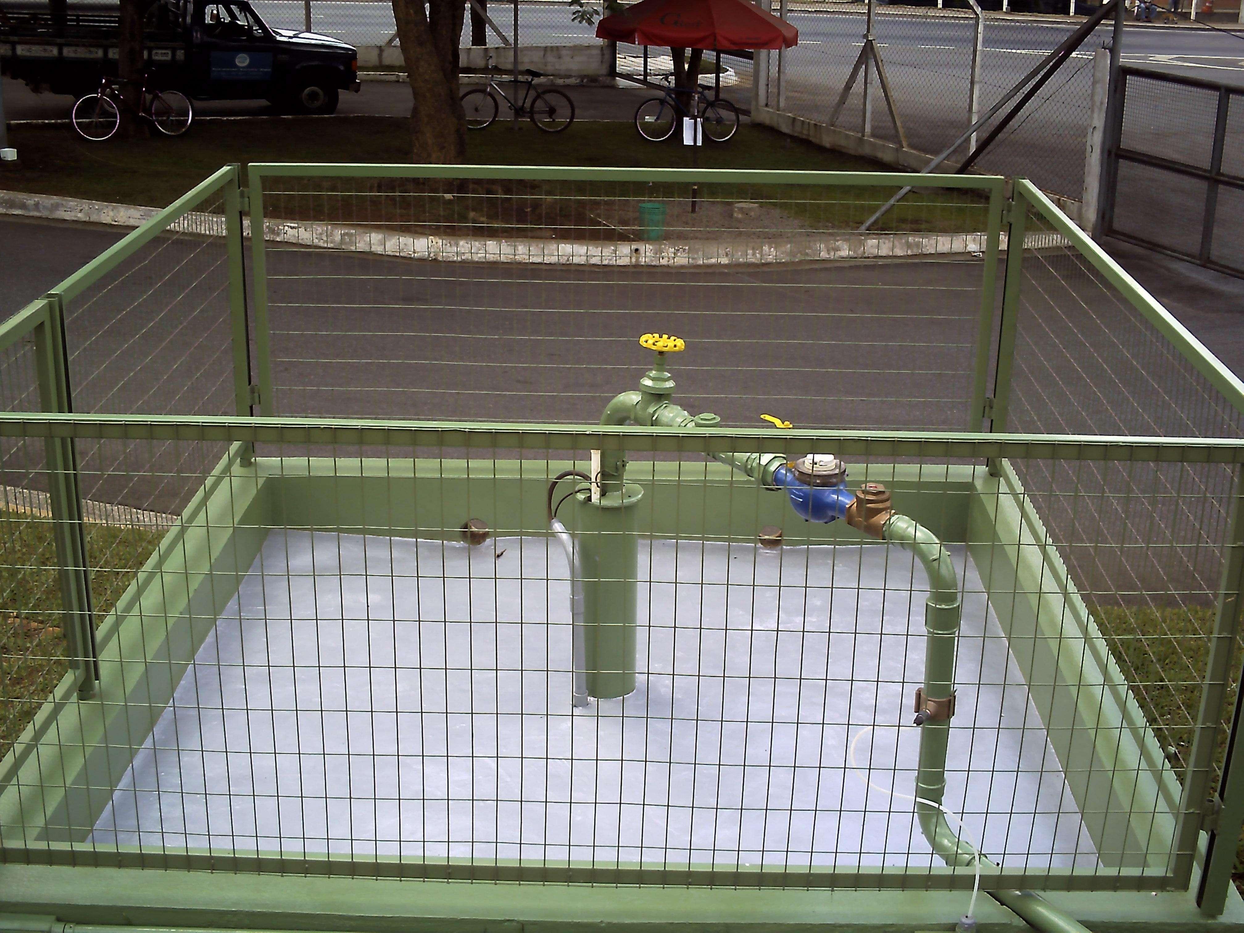 Cada vez mais empresários vêm recorrendo aos poços artesianos para tentar reduzir os prejuízos causados pela falta de água em São Paulo Foto: Divulgação