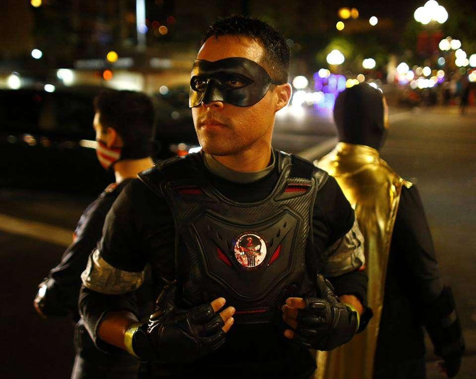 En el verano de 2006, en San Diego, California, surge el grupo de la Liga de la Justicia Xtreme con una misión simple: detener los crímenes violentos. Foto: Facebook / Xtreme Justice League
