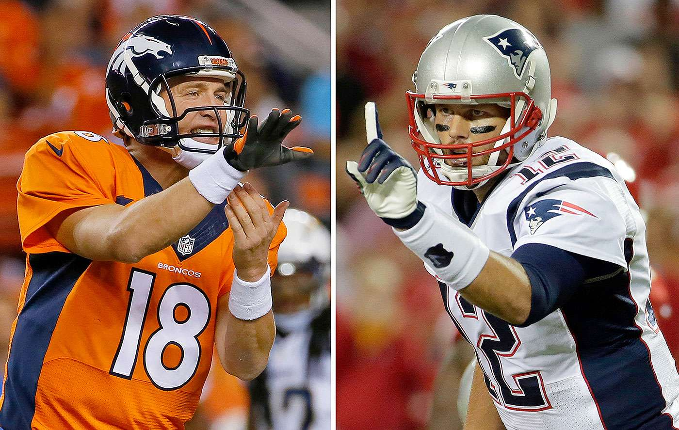 Juegos de la semana 9 de la NFL 2014. Foto: AP