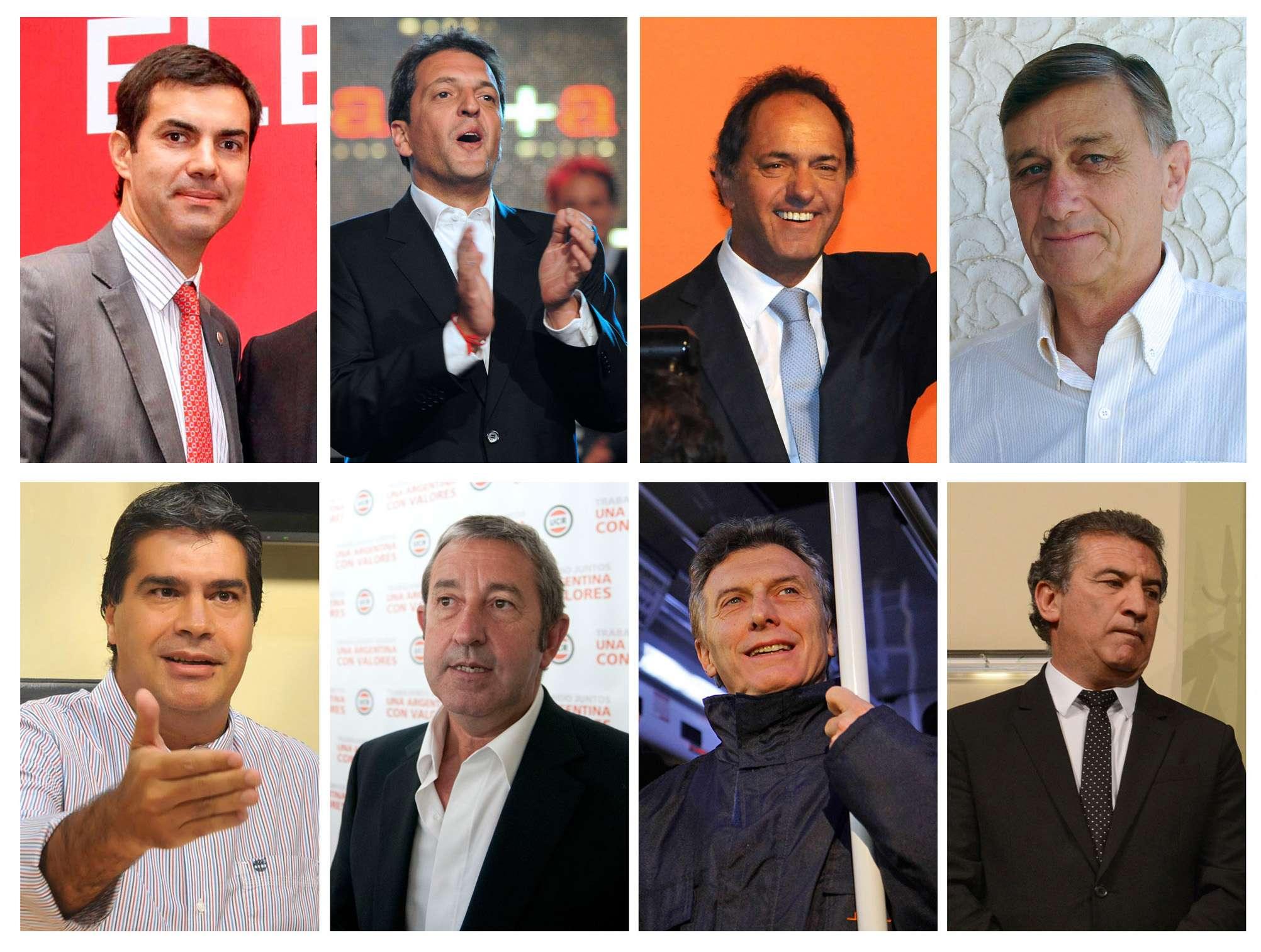¿Qué precandidatos presidenciales harán un debate en 2015? Foto: Agencias