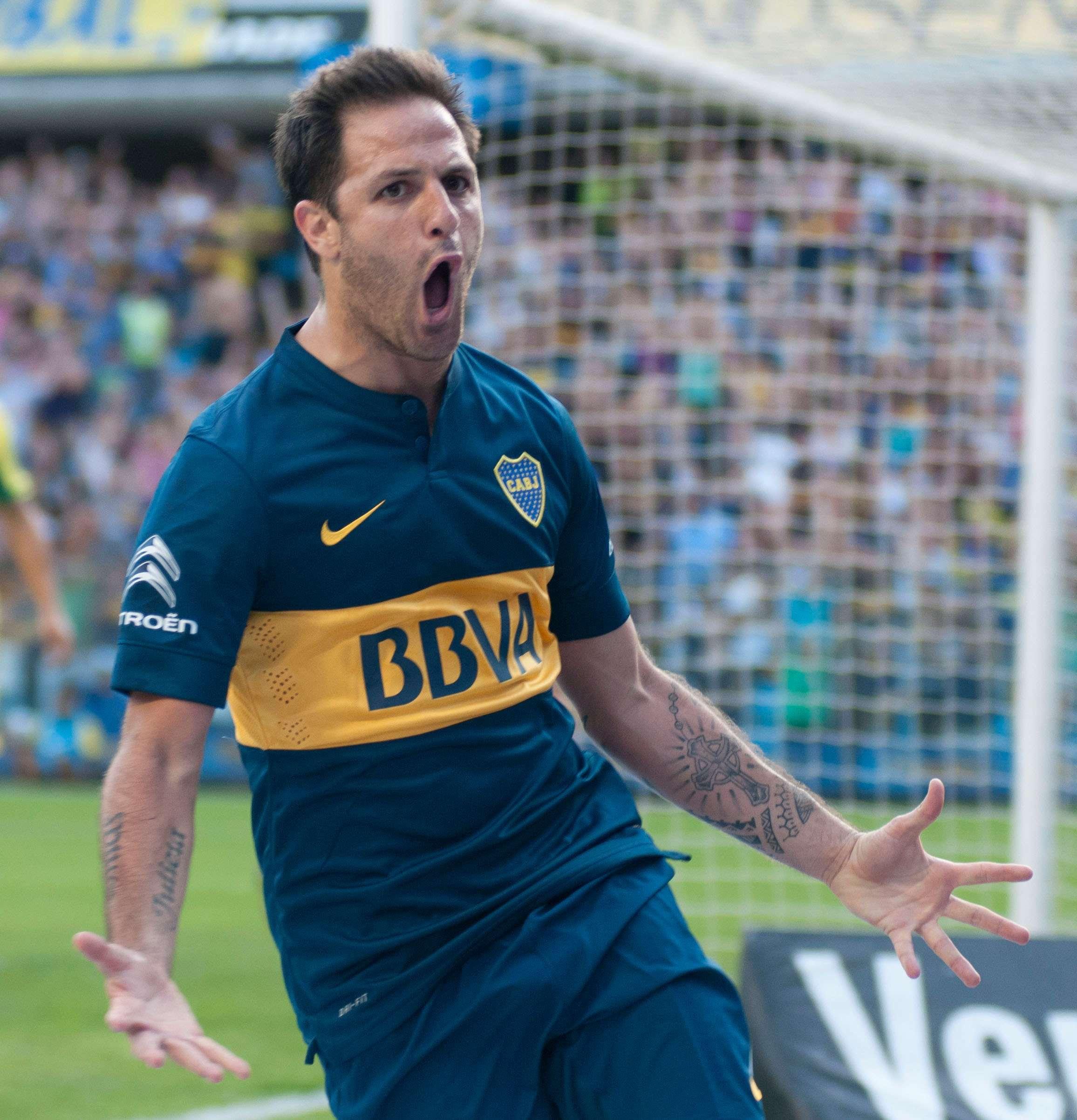Boca quiere festejar ante Cerro Porteño. Foto: AFP
