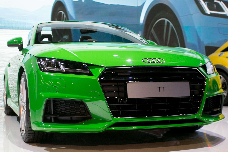 Audi TT Foto: Thiago Bernardes/Frame