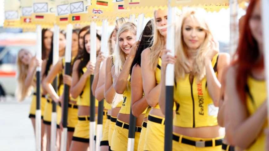 Chicas. Foto: AUTOPISTA