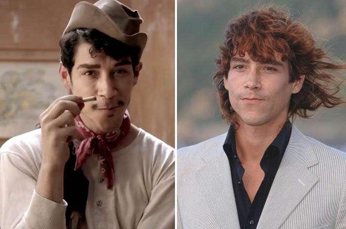 """Oscar Jaenada es """"Cantinflas"""". Foto: Getty Images"""