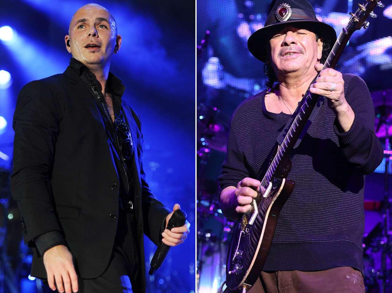 Pitbull Carlos Santana Foto: AP