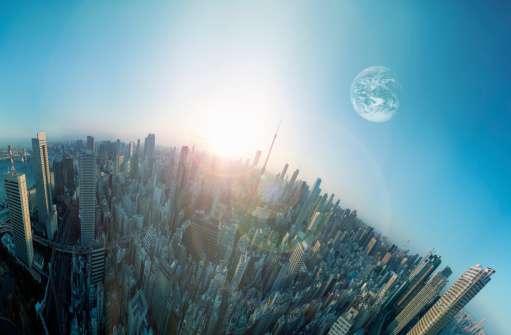 Una ciudad competitiva y sustentable debe impulsar el diseño de políticas públicas y normatividad que den prioridad a la sustentabilidad y la vivienda en un marco de coordinación interinstitucional, y fomentar un desarrollo económico respetuoso con el medio ambiente y la población. Foto: Getty Images