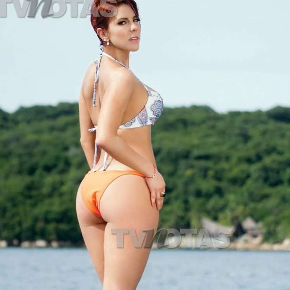 Gabriela Vergara Foto: Revista H