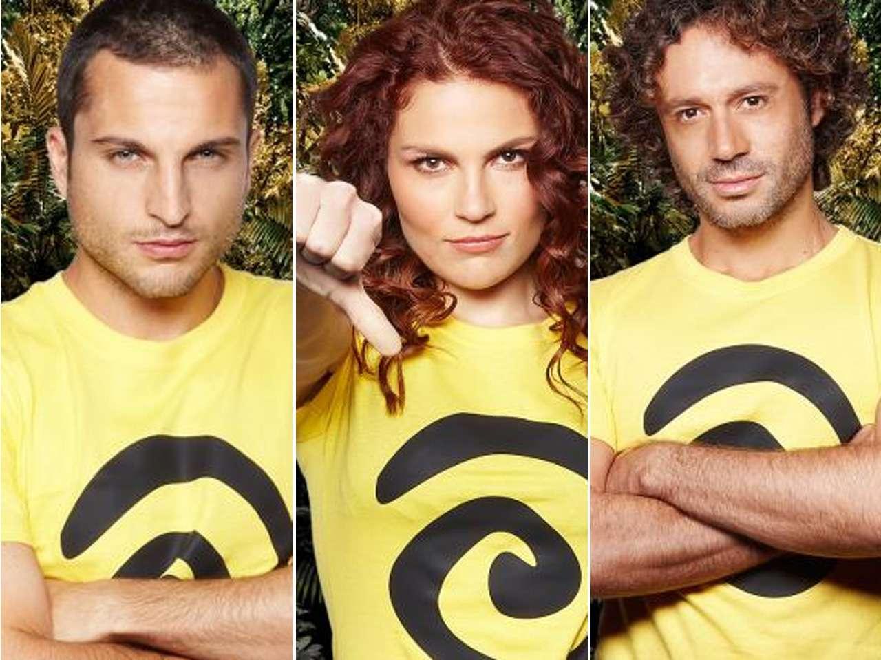 Enrique Manica, Delia García y Francisco Covarrubias, ¿quiénes son los finalistas? Foto: TV Azteca