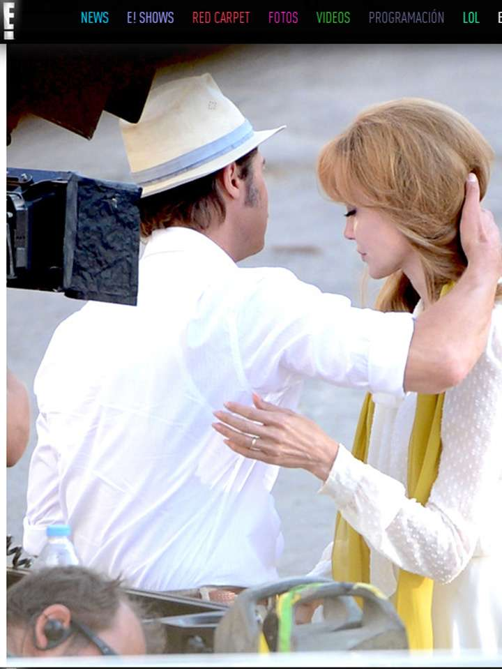 'By the Sea' está escrita y dirigida por Angelina Jolie. Foto: E! Online