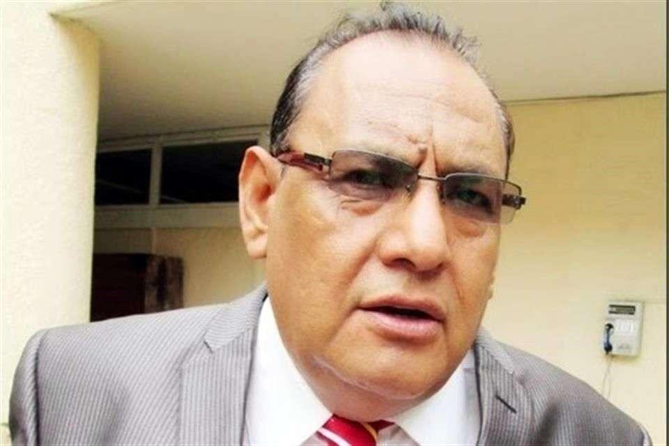 Luis Mazón, recién nombrado alcalde de Iguala, Guerrero, envió una solicitud de licencia indefinida al Congreso para dejar el cargo. Foto: Reforma/Especial