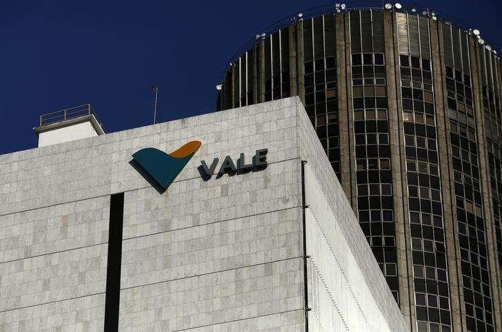 Sede da Vale, no centro do Rio de Janeiro. 20/08/2014 Foto: Pilar Olivares/Reuters