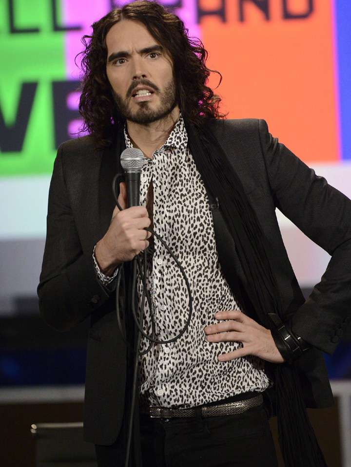 Russell Brand Foto: AP