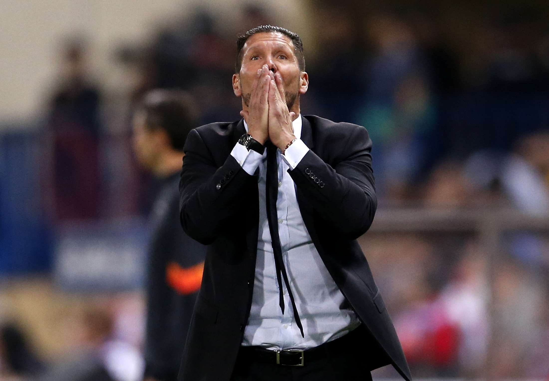 Simeone. Foto: Getty Images