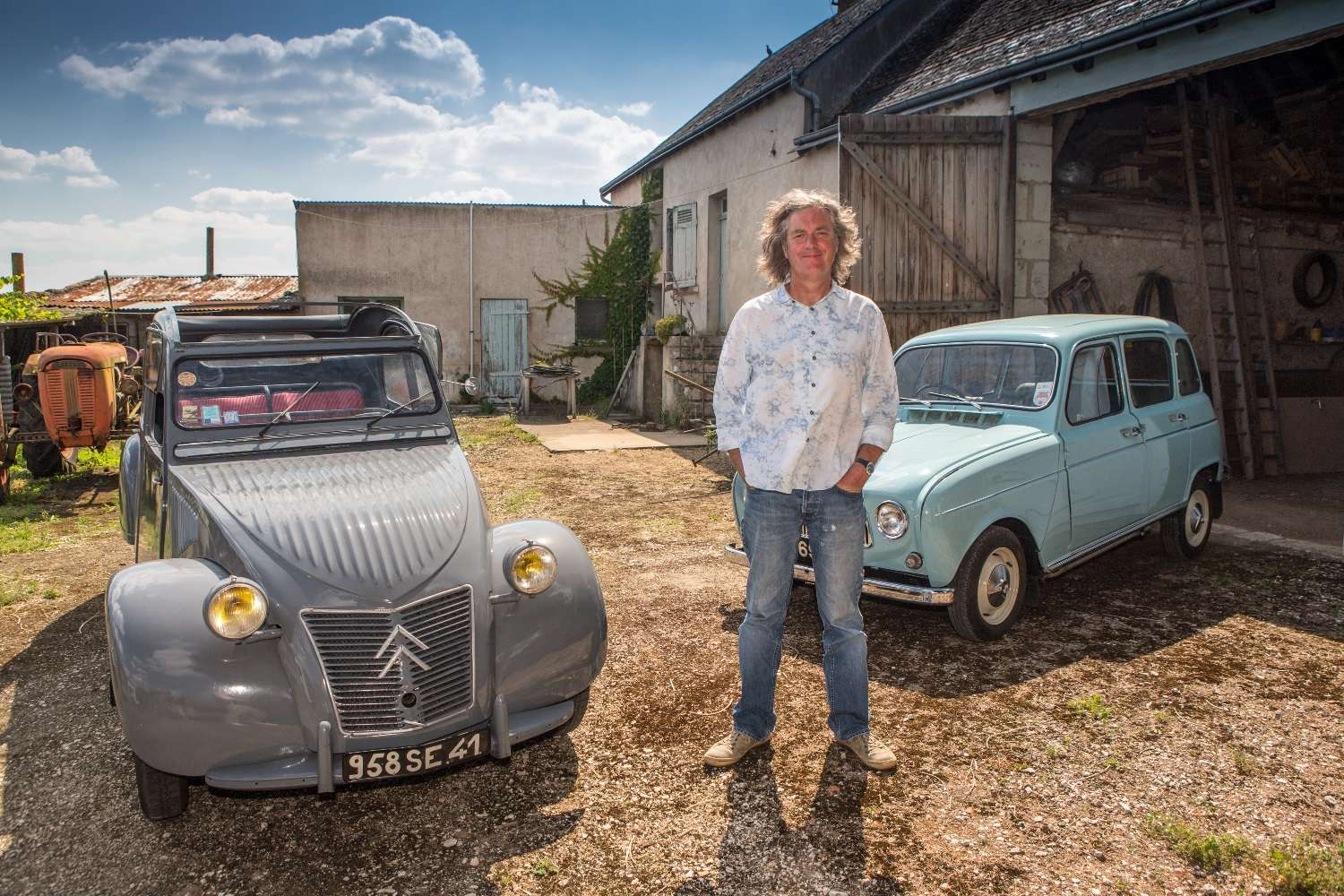 Top Gear's Cars of the People con James May Foto: BBC Worldwide Latin America