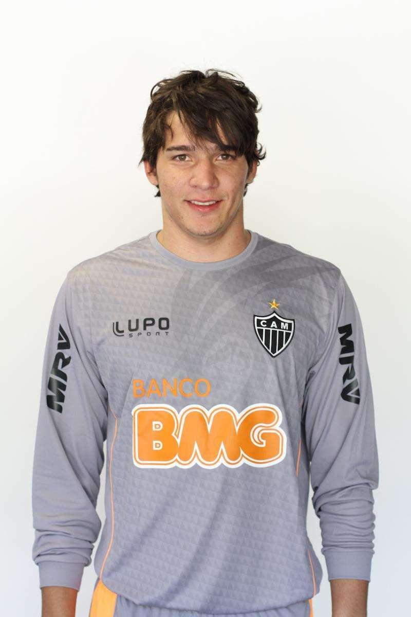Uilson sonha em nova chance no Atlético-MG Foto: Bruno Cantini / Atlético-MG/Divulgação