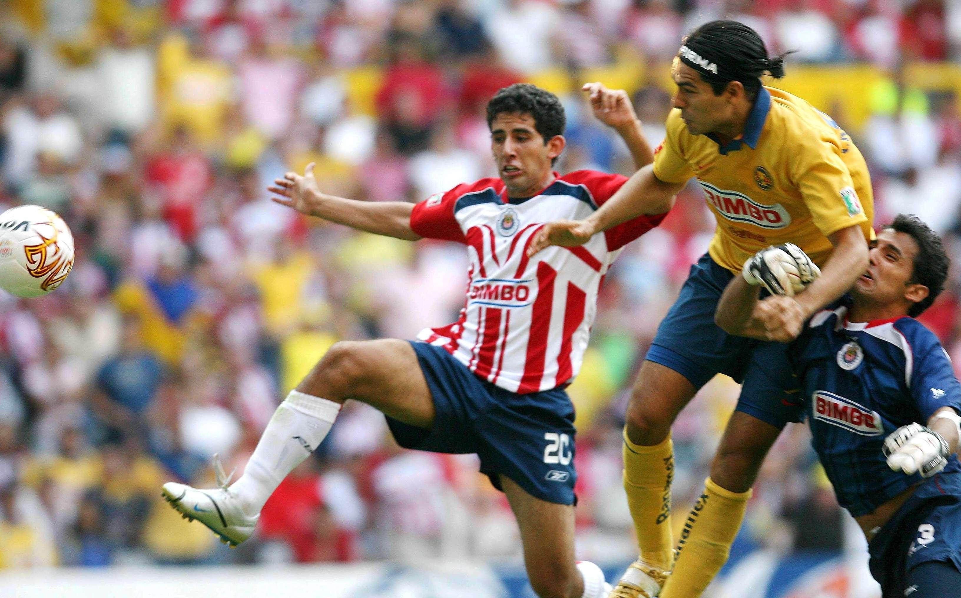 Clásico 2007. Foto: Mexsport