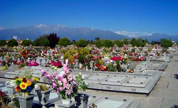 Foto: Cementerio Metropolitano