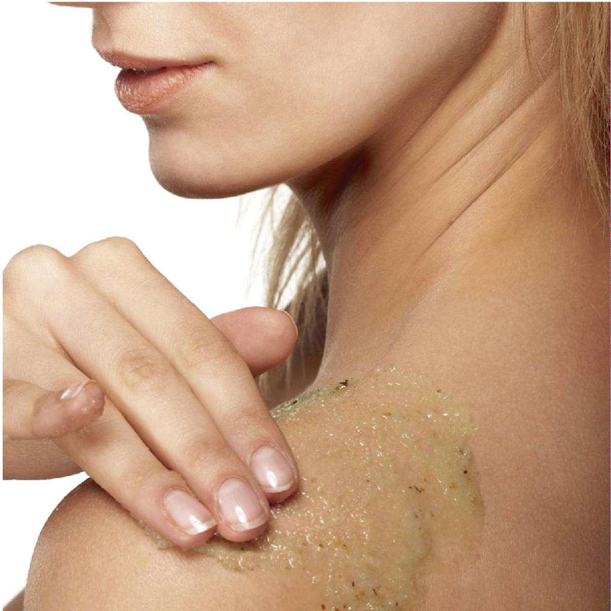 Receita caseira de esfoliação deixa a pele linda e renovada. Foto: Reprodução