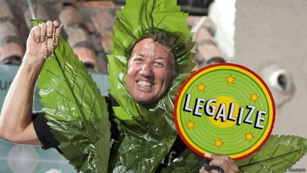 Na Flórida, eleitores votarão em referendo que discute a descriminalização da maconha para fins medicinais Foto: BBCBrasil.com