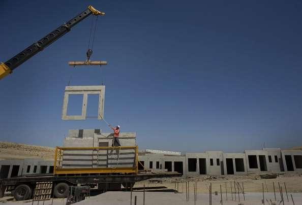 Geo podría construir 18 mil viviendas en 2015. Foto: Getty Images