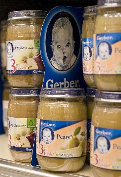 La FTC busca que Gerber retire información falsa de las etiquetas y publicidad de sus productos respecto a la disminución de alergias. Foto: Getty Images