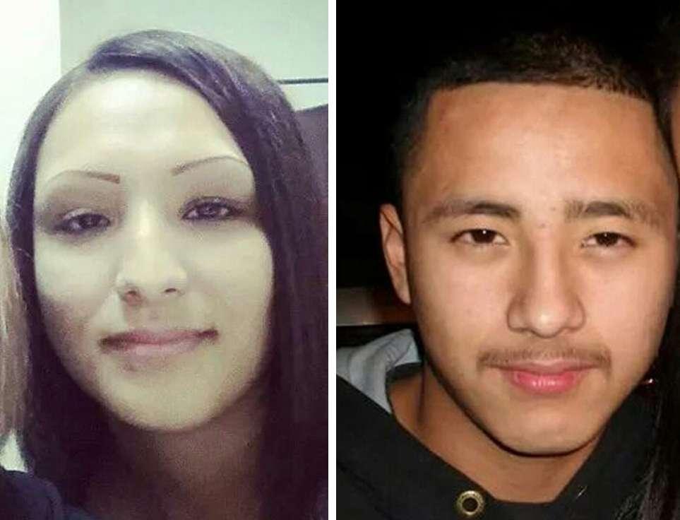 Fotografías sin fecha proporcionadas por Nohemi González muestran a Erica María Alvarado Rivera y su hermano Alex, en la casa de su madre en Progreso, Texas. Los hermanos desaparecieron el 13 de octubre en el estado mexicano de Tamaulipas. Foto: AP en español