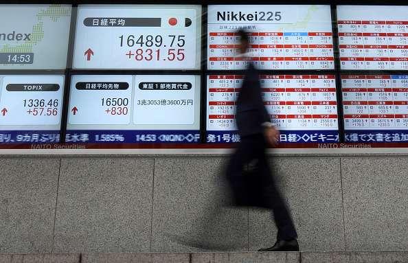 El BOJ amplió su programa de expansión cuantitativa y cualitativa a 80 billones de yenes desde los 50 anteriores. Foto: Getty Images