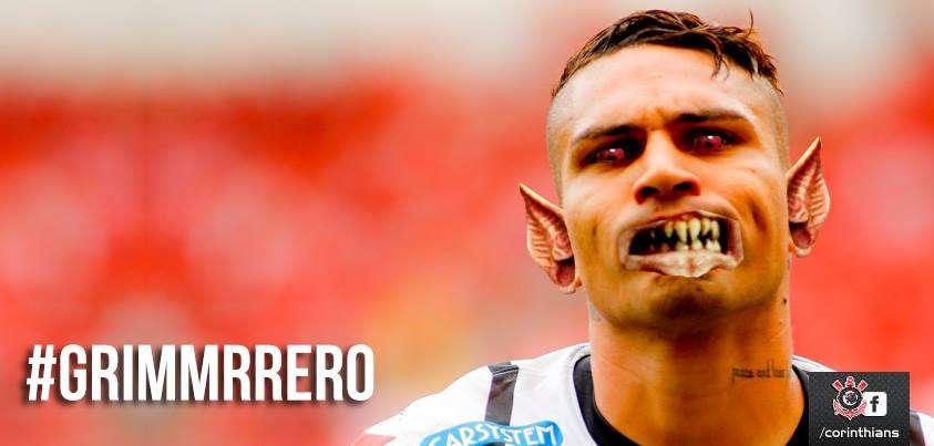 Foto: Facebook Corinthians
