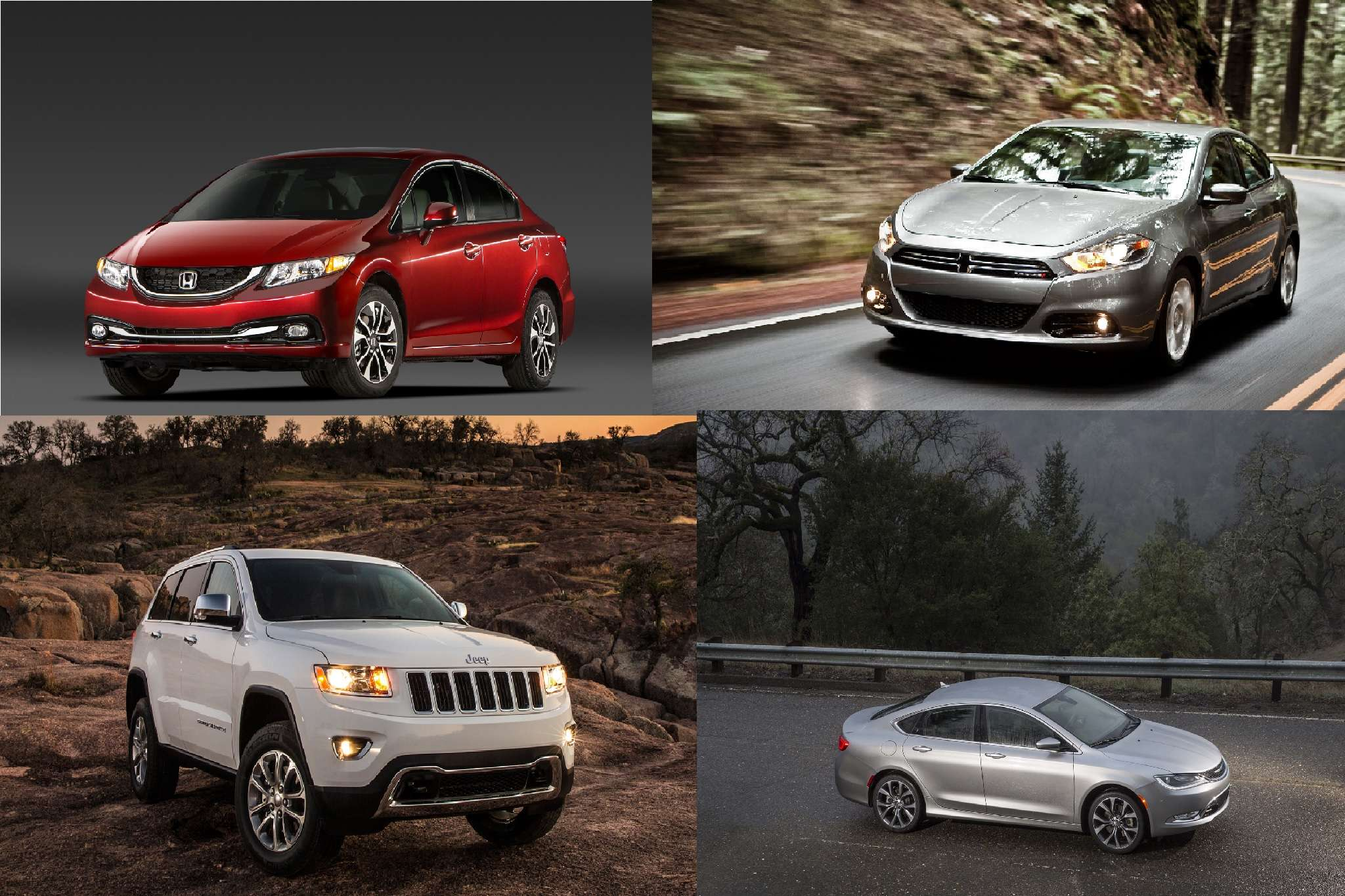 Estos autos han mejorado en comparación con su generación anterior. Conoce cuáles son. Foto: Autos Terra MotorTrend