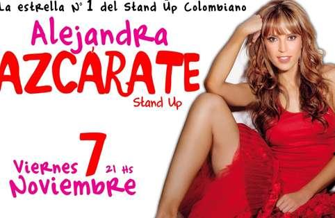 La gran Alejandra Azcárate. Foto: difusión