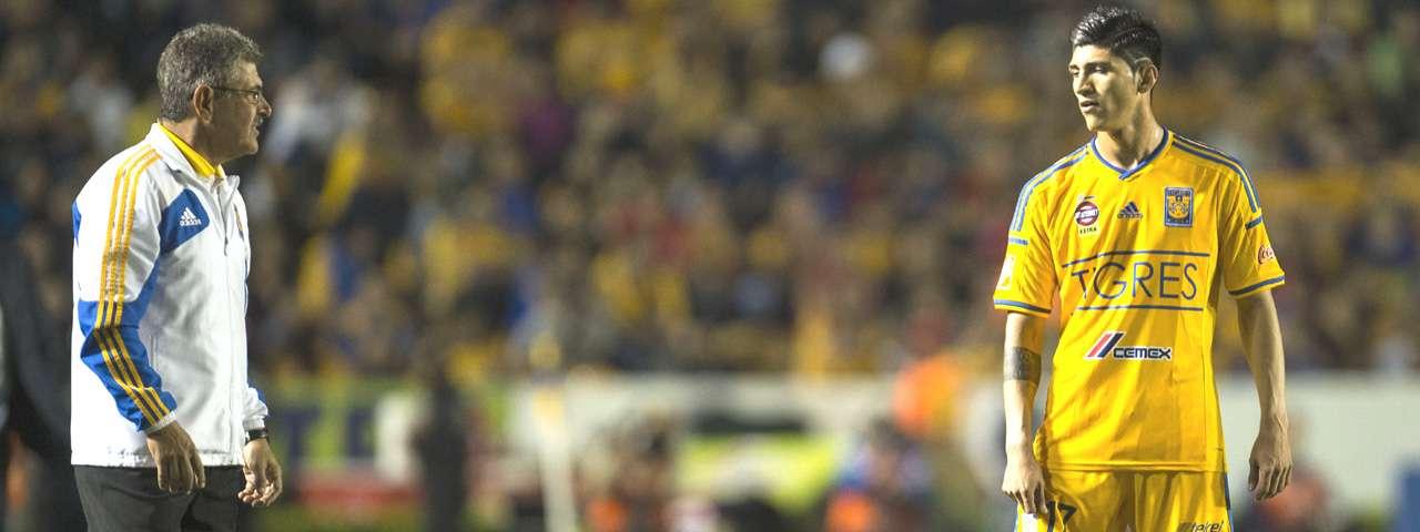 Ferretti sabe de las cualidades de Alan Pulido. Foto: Mexsport