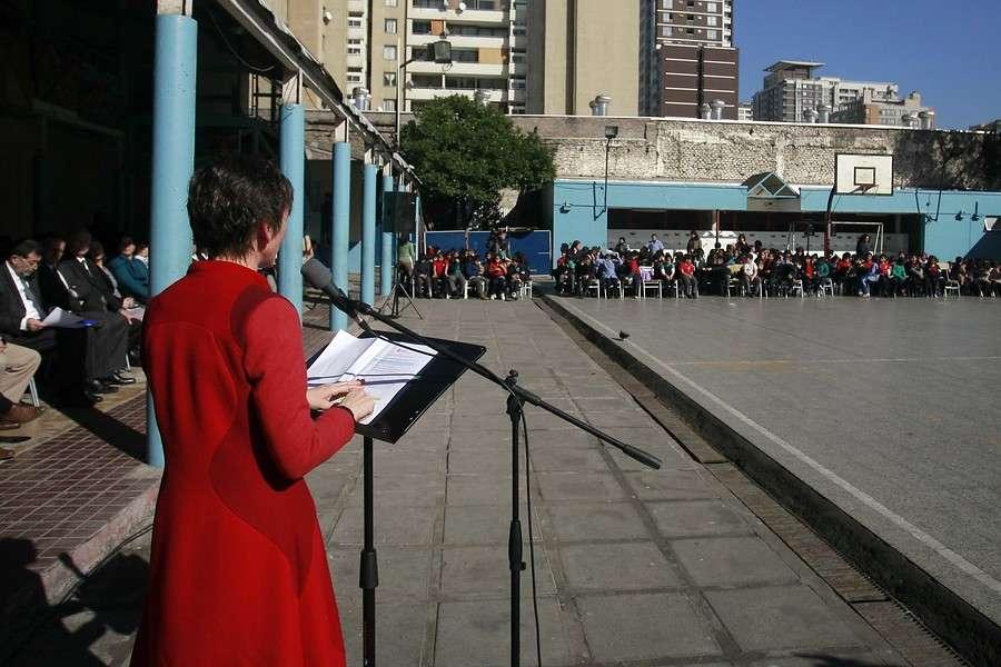 La consultora BDO dio ese valor al Estado para compra de colegios. Foto: Agencia UNO