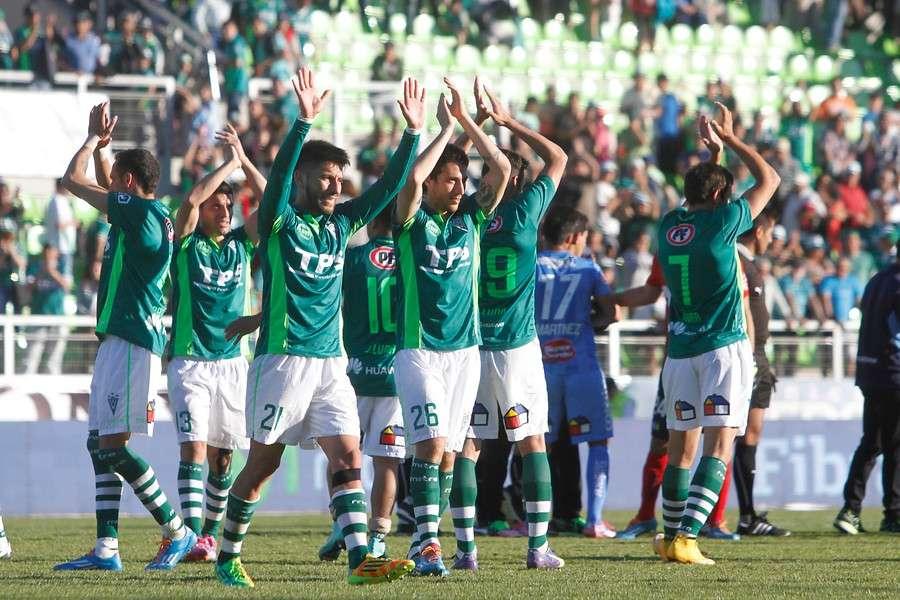Los Caturros vencieron 1-0 a los Celestes. Foto: Agencia UNO